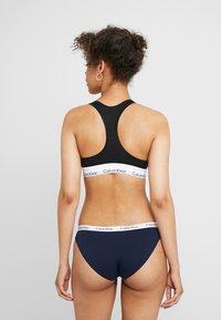 Calvin Klein Underwear - MODERN BRALETTE - Top - black - 2