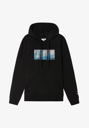 WM X MOMA MONET FLEECE - Hoodie - (moma) claude monet