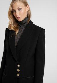 Just Cavalli - Classic coat - black - 3