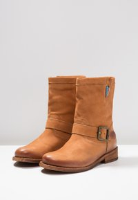 Felmini - GREDO - Cowboy/biker ankle boot - pacific cuoro - 4