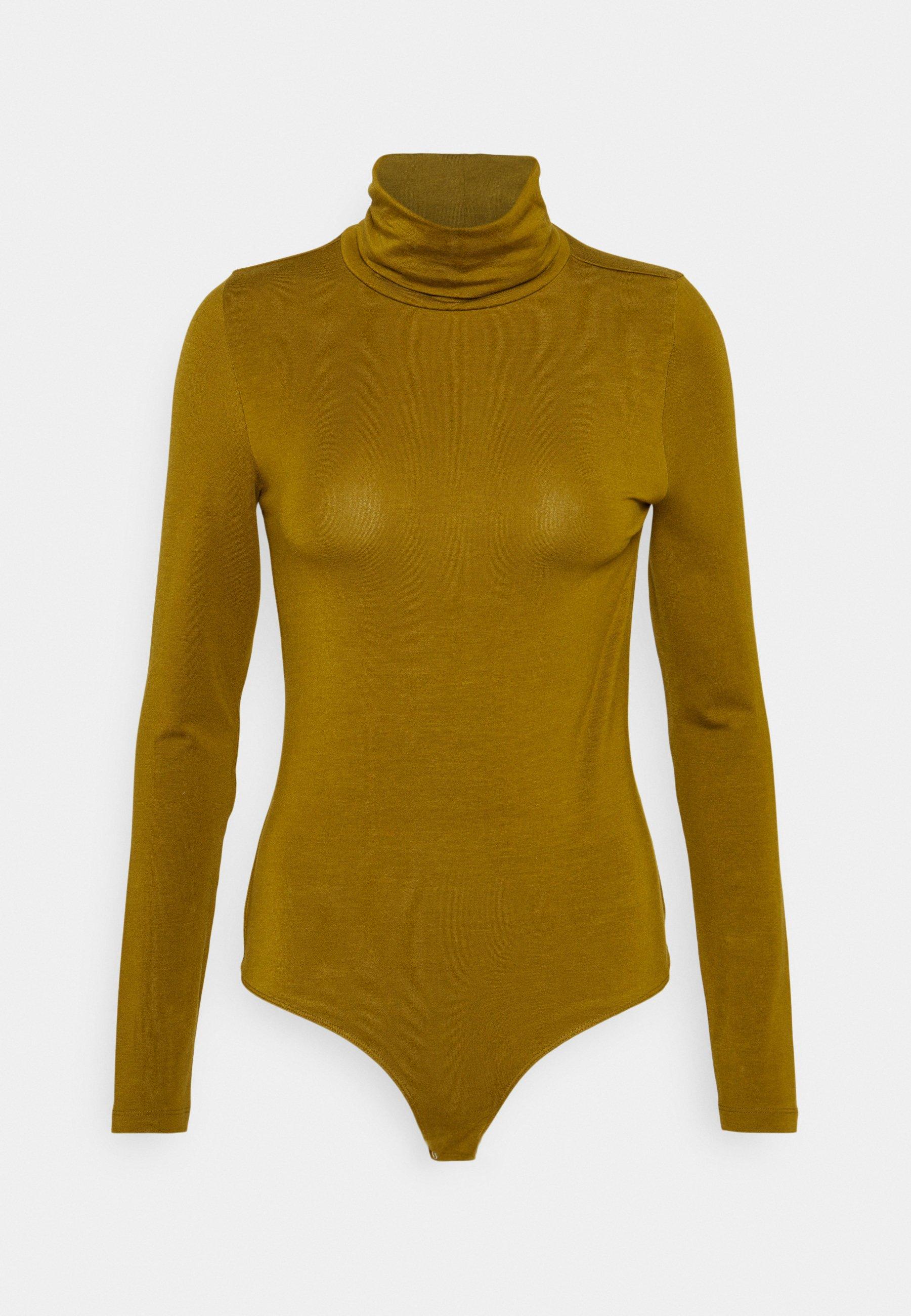 Women VMAVA LULU ROLLNECK BODY - Long sleeved top
