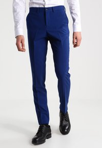Lindbergh - PLAIN MENS SUIT - Oblek - blue - 3