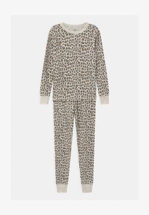 GIRLS SET - Pyjama - oatmeal heather
