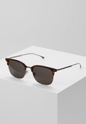 Sunglasses - brown horn