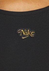 Nike Sportswear - FEMME - Jersey dress - black - 5