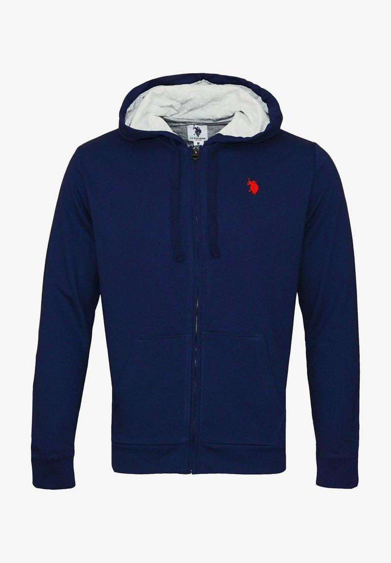 U.S. Polo Assn. - Zip-up sweatshirt - dunkelblau
