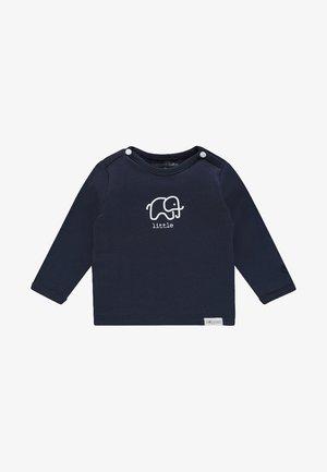 LANGARMSHIRT AMANDA - T-shirt à manches longues - blue