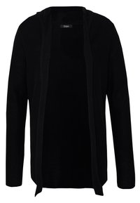 Zign - Cardigan - solid black - 3