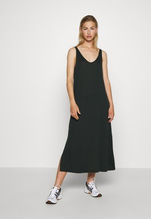 ABBY DRESS - Maxi dress - bottle green