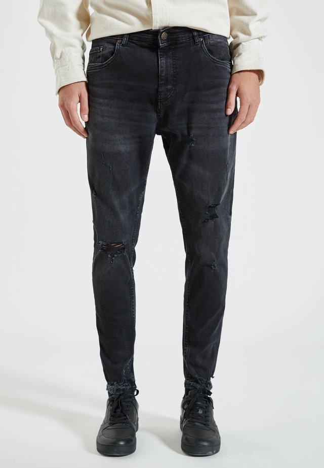 Jeans fuselé - dark grey
