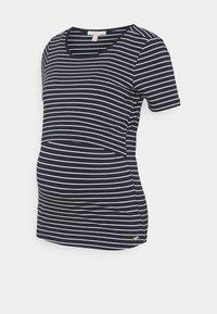 Esprit Maternity - NURSING - Print T-shirt - night sky blue - 0