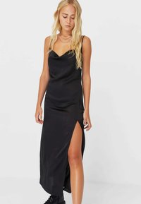 Stradivarius - Day dress - black - 0