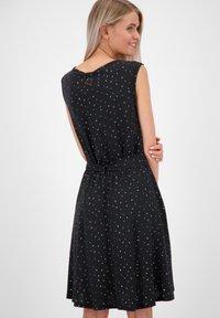 alife & kickin - Day dress - moonless - 2