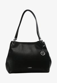 L.CREDI - EBONY - Handbag - schwarz - 0