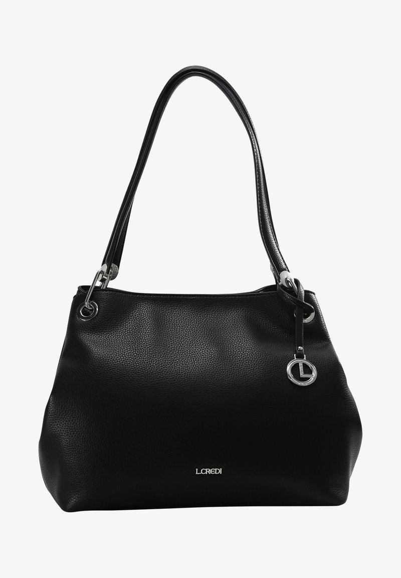 L.CREDI - EBONY - Handbag - schwarz