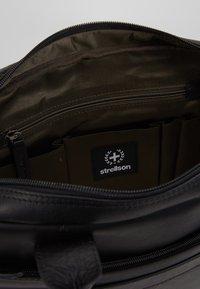 Strellson - HYDE PARK BRIEFBAG - Briefcase - black - 4