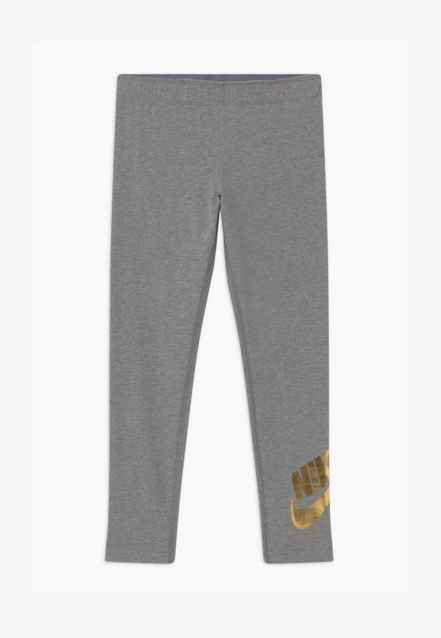 FAVORITES SHINE - Leggings - mottled grey