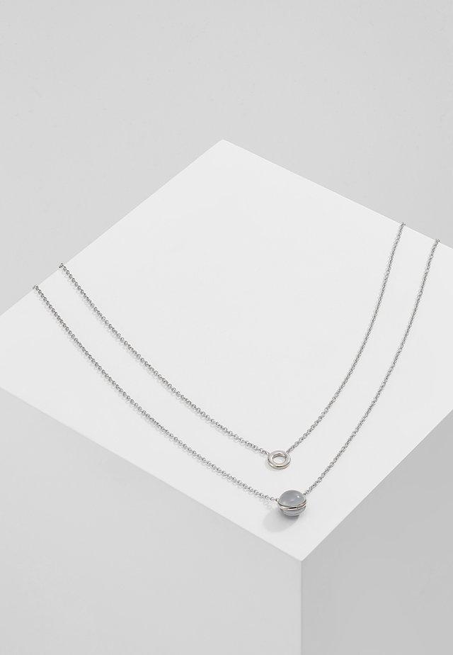 SEA  - Halskette - silver-coloured