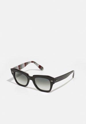 STATE STREET - Sluneční brýle - black