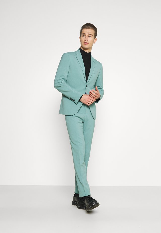 PLAIN SUIT  - Costume - aqua