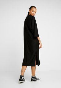 Monki - ARYA DRESS - Jerseykjole - black dark unique - 3