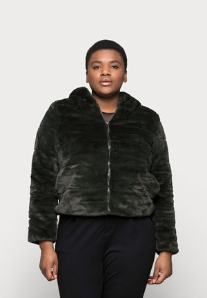 CARCHRIS HOODED JACKET - Light jacket - dark green
