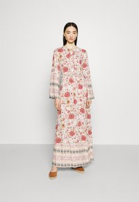 Vila - VIMASTAM FESTIVAL DRESS - Maxi-jurk - birch - 0