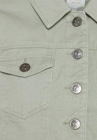 ONLY - ONLWESTA COLOR CROPPED JACKET - Denim jacket - desert sage - 2