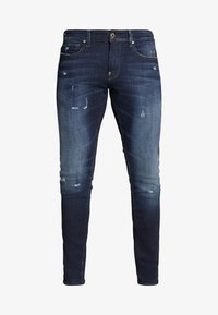 REVEND SKINNY - Jeans Skinny Fit - worn in sapphire