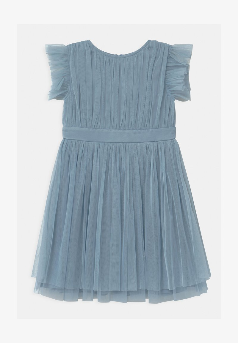 Anaya with love - GATHERED WITH BOW - Cocktail dress / Party dress - cornflower blue