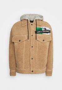 Diesel - W-GARY JACKET - Fleece jacket - three house - 0