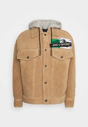 W-GARY JACKET - Fleece jacket - three house
