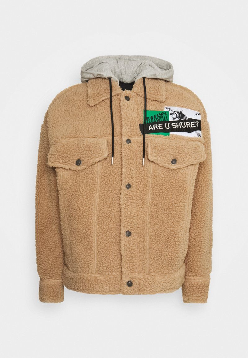 Diesel - W-GARY JACKET - Fleece jacket - three house