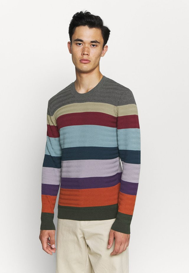 Pullover - bunt