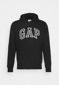 GAP - ARCH  - Bluza z kapturem - true black - 4