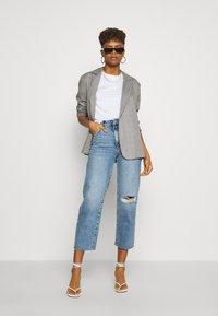 Abrand Jeans - VENICE  - Jeans straight leg - dark beat - 1