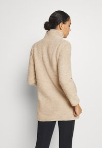 Jack Wolfskin - HIGH CLOUD COAT - Fleecejas - dusty grey - 2