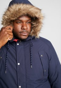 Jack & Jones - JOREXPLORE JACKET  - Parka - navy blazer - 4