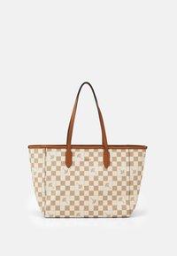 CORTINA PIAZZA CARMEN SHOPPER SET - Handbag - nude