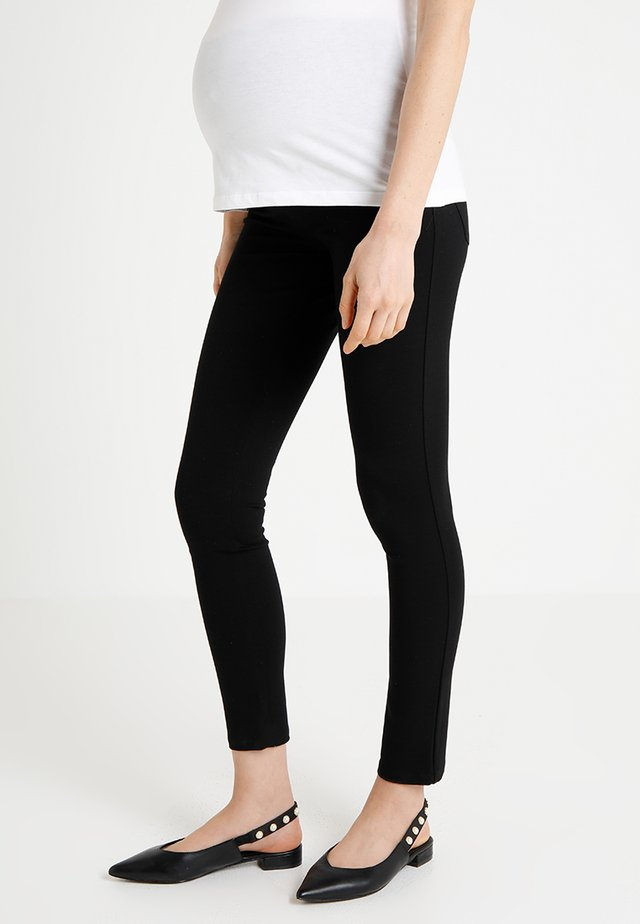 PANTS PONTE DI ROMA - Leggings - black