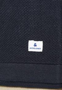 Jack & Jones - JJJEANS CREW NECK - Jumper - ensign blue - 5