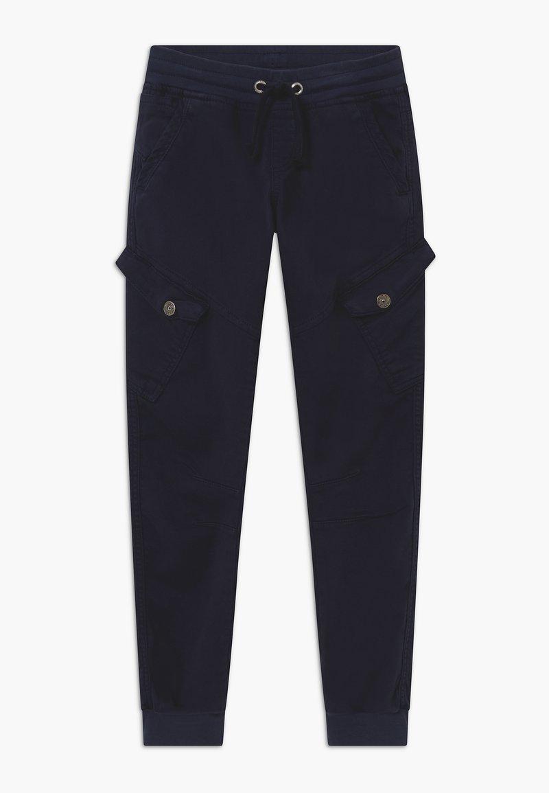 Blue Effect - BOYS CARGO STREETWEAR - Pantalon de survêtement - nachtblau reactive