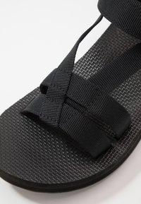 Teva - MIDFORM ARIVACA WOMENS - Walking sandals - black - 5