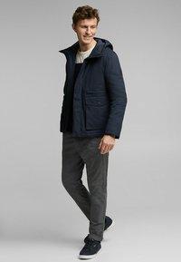 Esprit - Winter jacket - dark blue - 1
