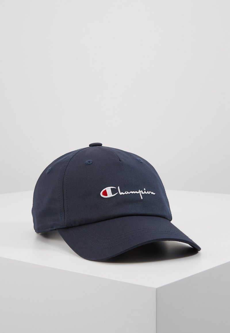 Champion Reverse Weave - BASEBALL - Czapka z daszkiem - dark blue