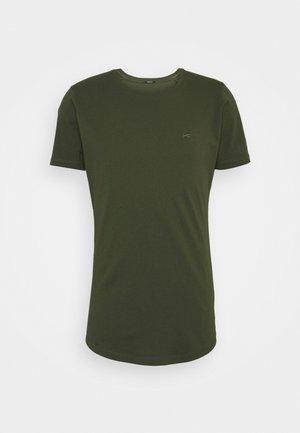 LUIS TEE - Basic T-shirt - olive