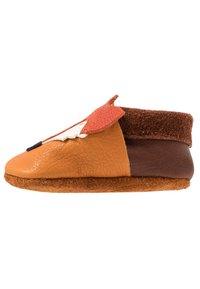 POLOLO - FUCHS SET - First shoes - castagno/orange - 6