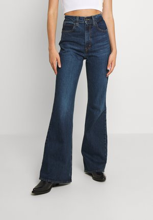 70S HIGH FLARE - Flared Jeans - sonoma train