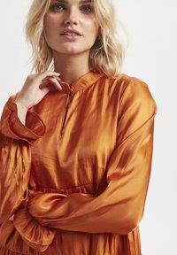 Karen by Simonsen - PANGKB  - Vestido informal - orange rust - 3
