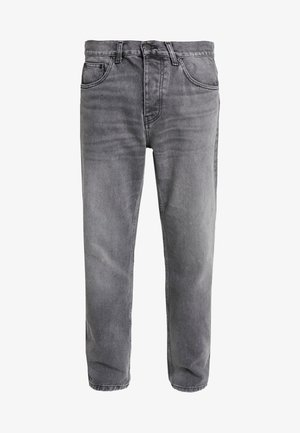 NEWEL PANT MAITLAND - Jeans relaxed fit - black worn washed